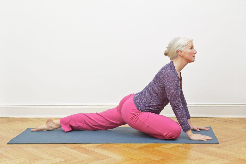 Dr. Warner Promotes Yoga in Orthopedics