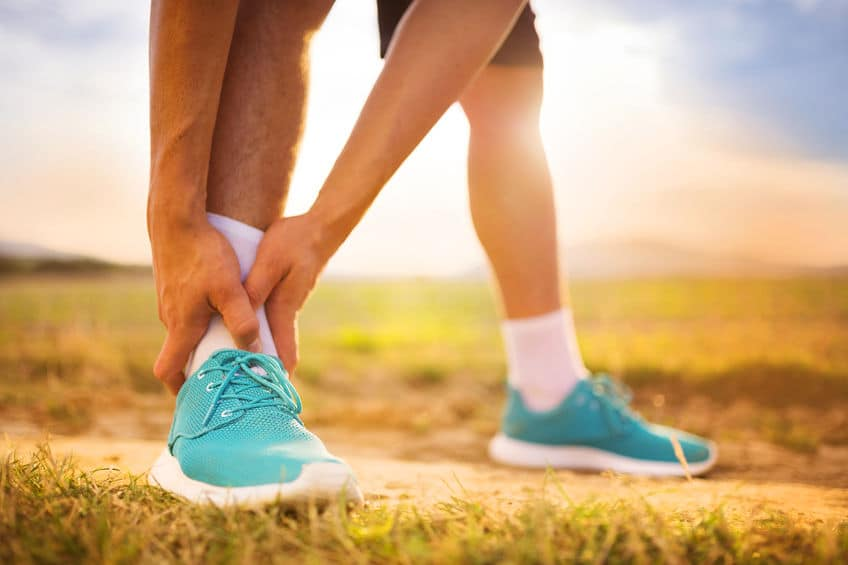 The Stages of Ankle Arthritis