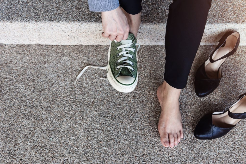 At-Home Relief For Toenail Fungus