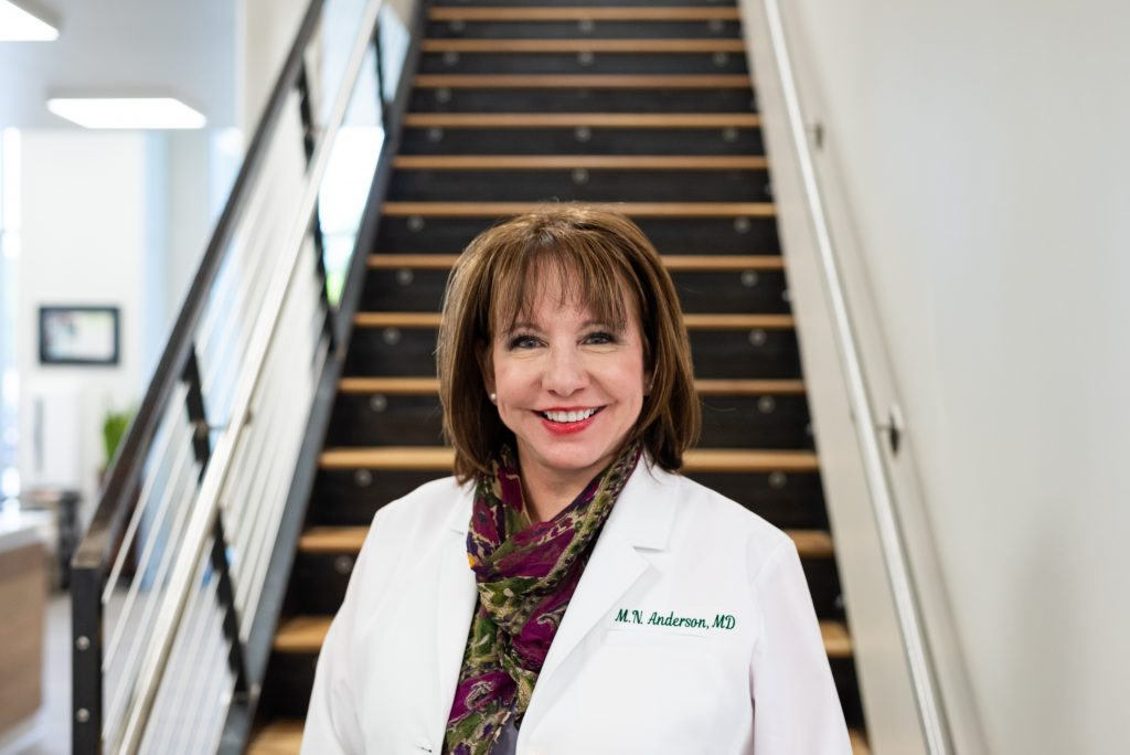 Meet Dr. Mary Nell Anderson
