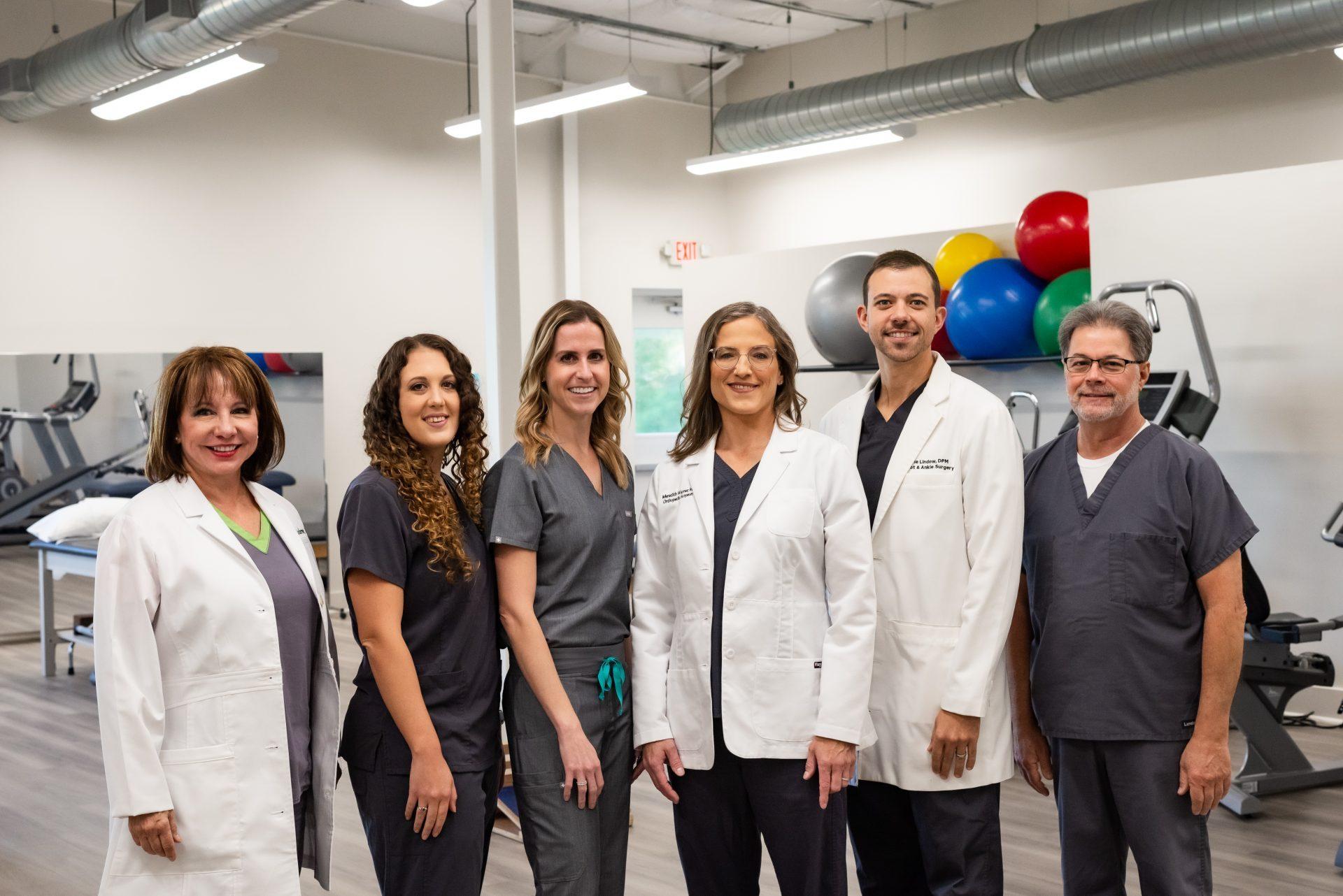warner orthopedics group
